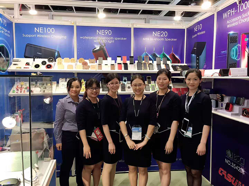 2019 Hong Kong Electronic Gift Show successfully concluded